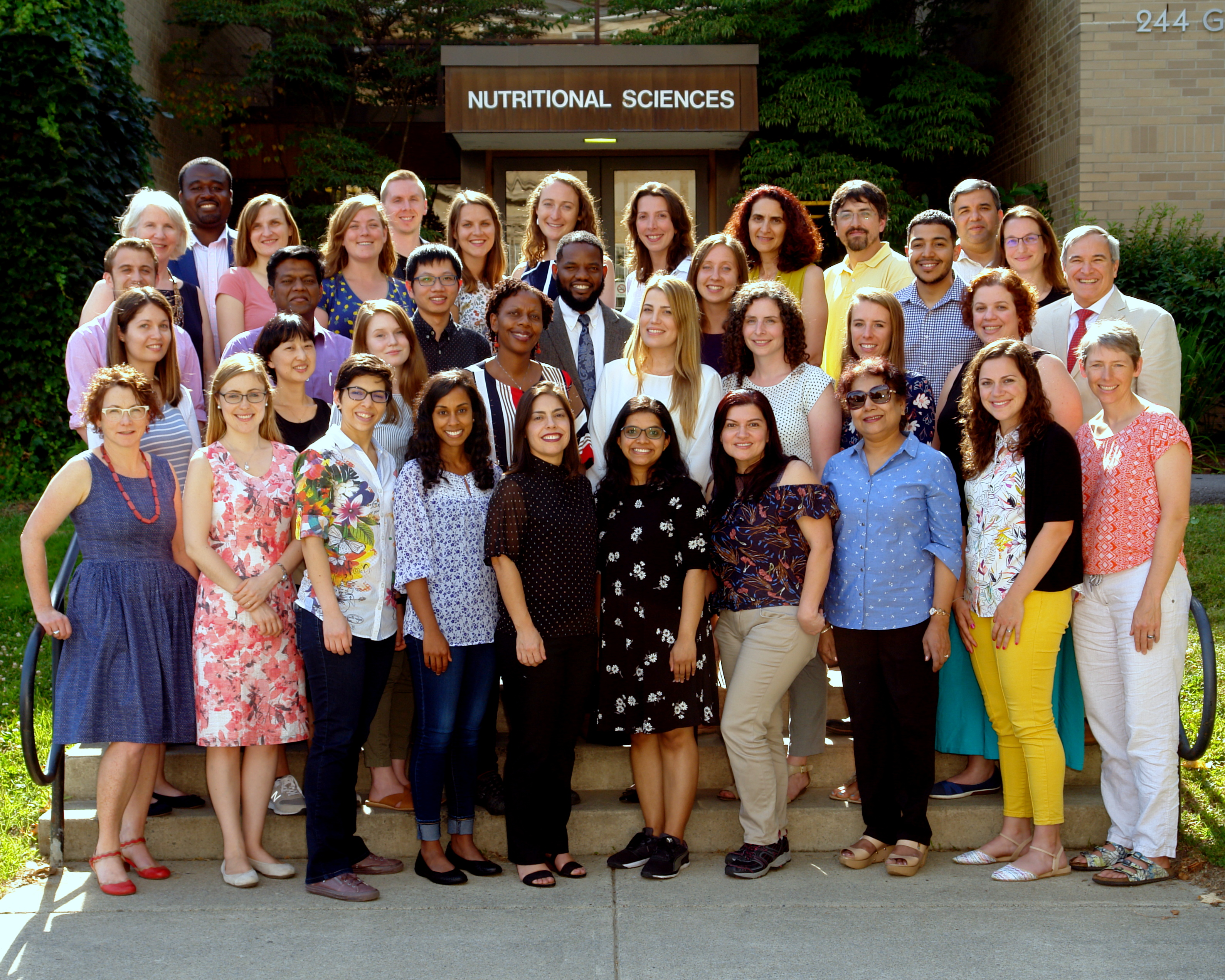 2019 summer institute group photo