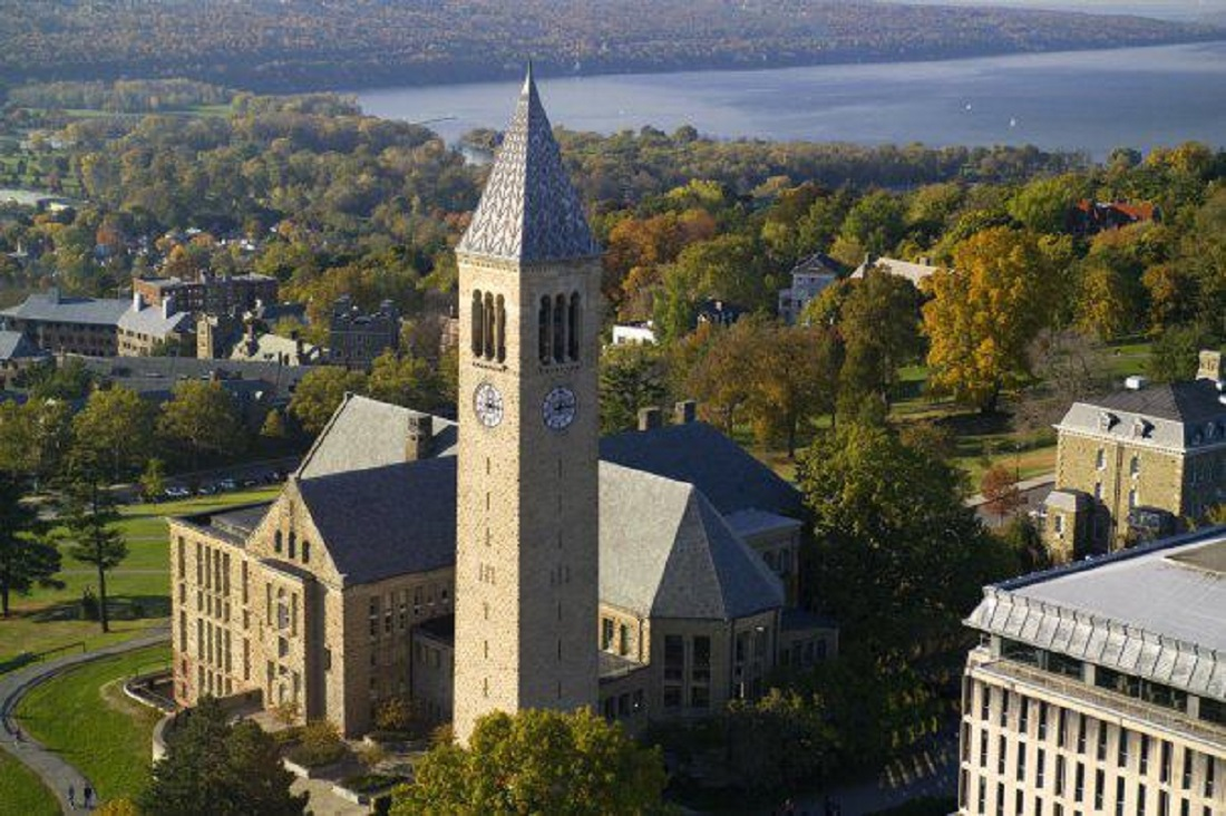 Cornell clocktower