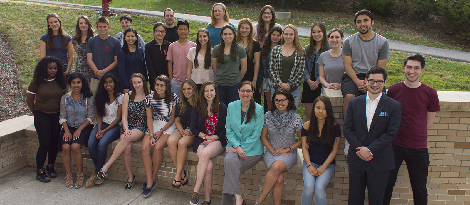 Reyna Lab Members in Spring 2017