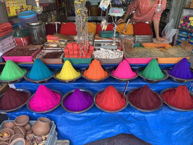 products at india market