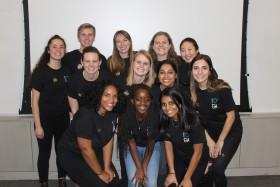global health student advisory board members
