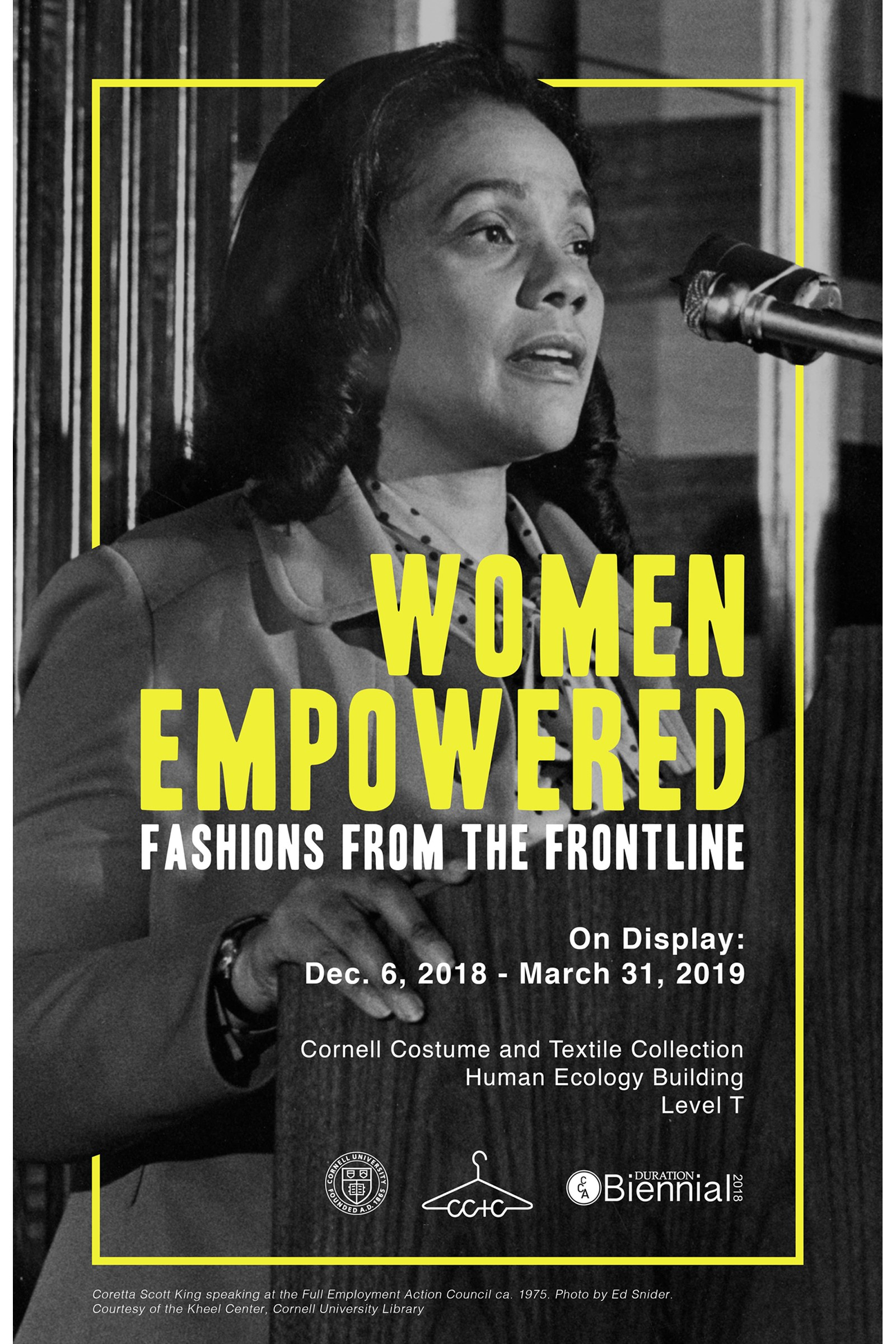 Women Empowered Poster