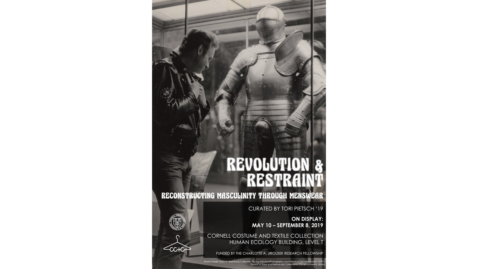 Revolution and Restraint poster