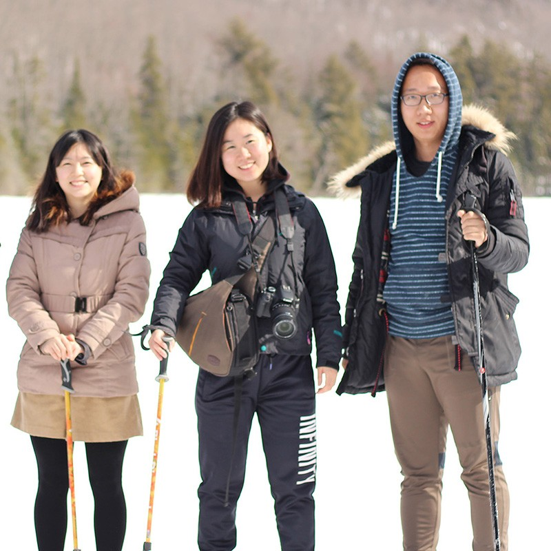 CIPA students in Lake Placid