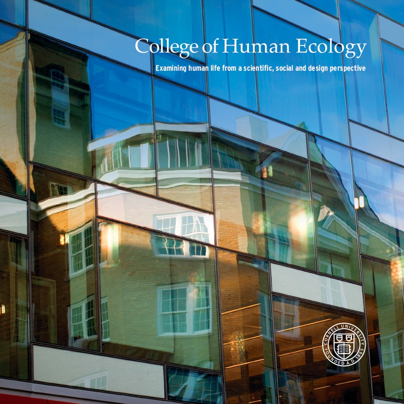 Cover of the undergraduate admissions viewbook